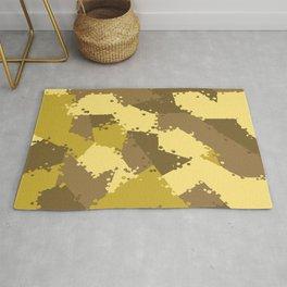 Camouflage desert 2 Rug
