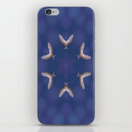 Double Winged Fantasy iPhone Skin
