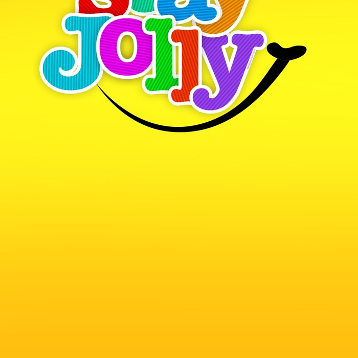 Stay Jolly - Key to Happiness Leggings