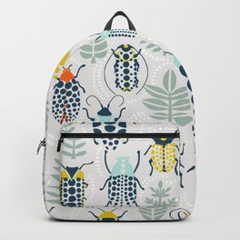 Beetle collection Backpack