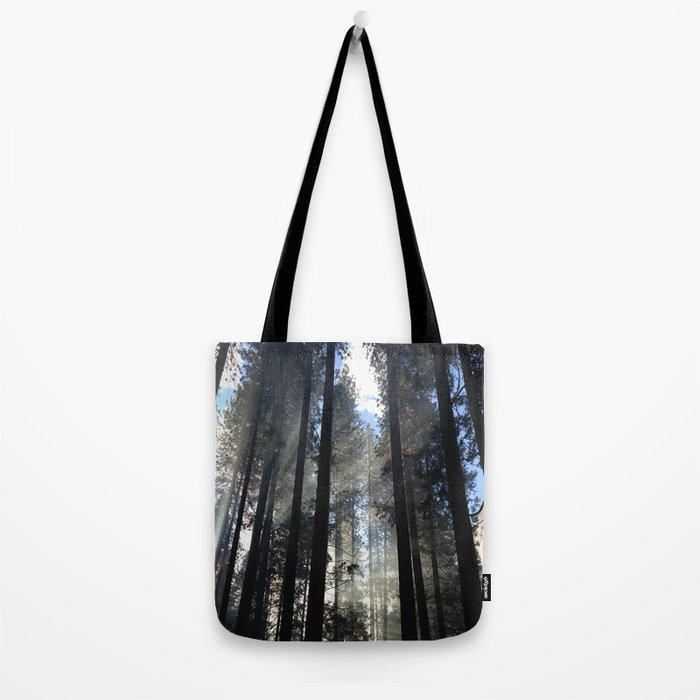 just live Tote Bag