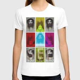 See You In Reno - Jesus Tri T-shirt