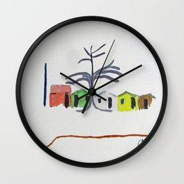 Chaval Ceara Wall Clock