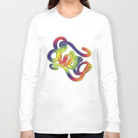 swag Long Sleeve T-shirts featuring Swag by Haze Design