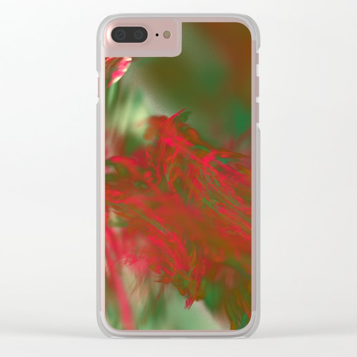 extase Clear iPhone Case