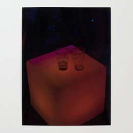 Partying Cups Poster