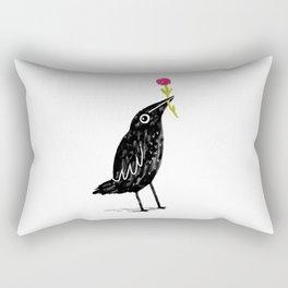 Caw Blimey Rectangular Pillow