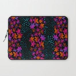 Dark Watercolor Laptop Sleeve
