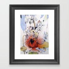 em poor mint Framed Art Print