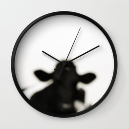 Nosey Cow! Wall Clock