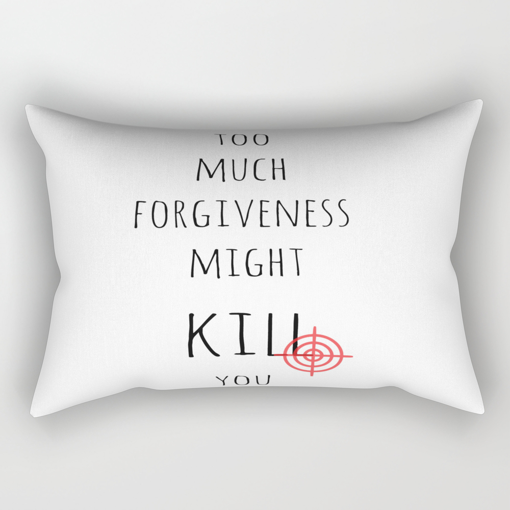 Licence To Kill Rectangular Pillow RPW8279352
