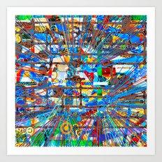 Shawn (Goldberg Variations #28) Art Print