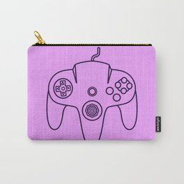 Nintendo 64 Controller - Retro Style! Carry-All Pouch