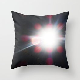 Total Eclipsy Eclipse 3 - 2017 Throw Pillow