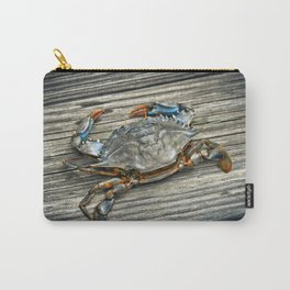 """Busted Peeler"" - Maryland Blue Crab Carry-All Pouch"