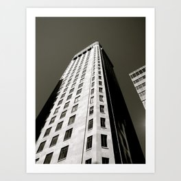 Foshay Tower Art Print