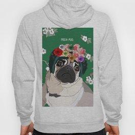 Frida-Pug Hoody