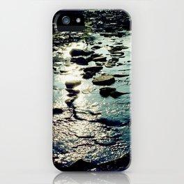 Ithaca Creek iPhone Case