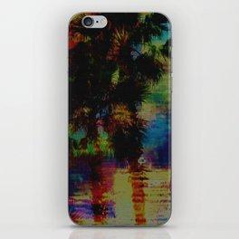 Lush Avenue Dark iPhone Skin