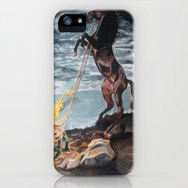 Indomitable iPhone Case