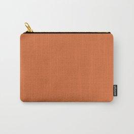Jaffa Orange Carry-All Pouch