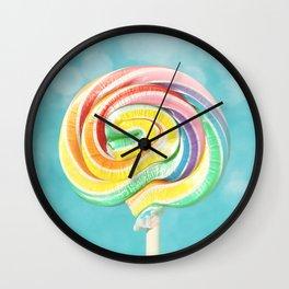 Lolly Love Wall Clock