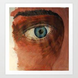 occhio Art Print