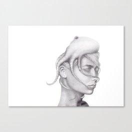 Tako Girl Canvas Print