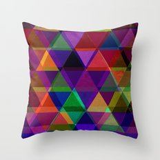 Abstract #686 Throw Pillow
