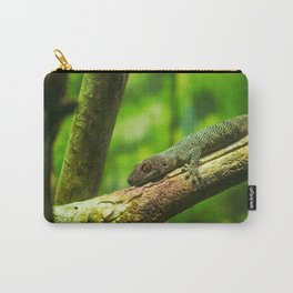 Golden Tailed Gecko Carry-All Pouch
