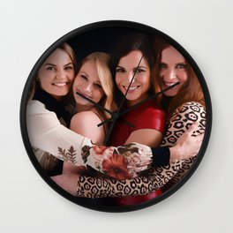 THE LADIES OF ONCE UPON A TIME / SDCC 2016 Wall Clock