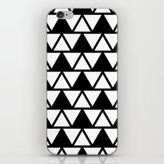 Obstructions iPhone & iPod Skin
