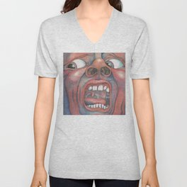 In the Court of the Crimson King Expanded Edition by King Crimson Unisex V-Neck