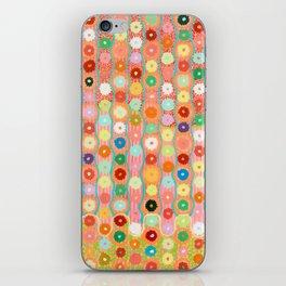 Pink Elephant iPhone Skin