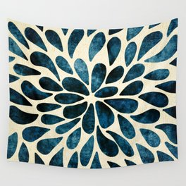 Petal Burst #5 Wall Tapestry