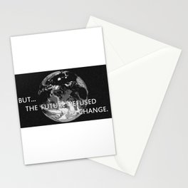 Feels Like the End of the World Stationery Cards