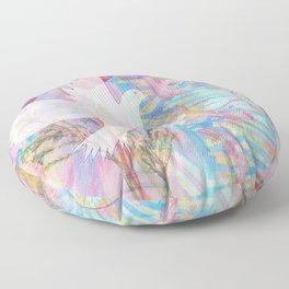 Resurrection  Floor Pillow