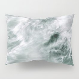 Silky Waves Pillow Sham