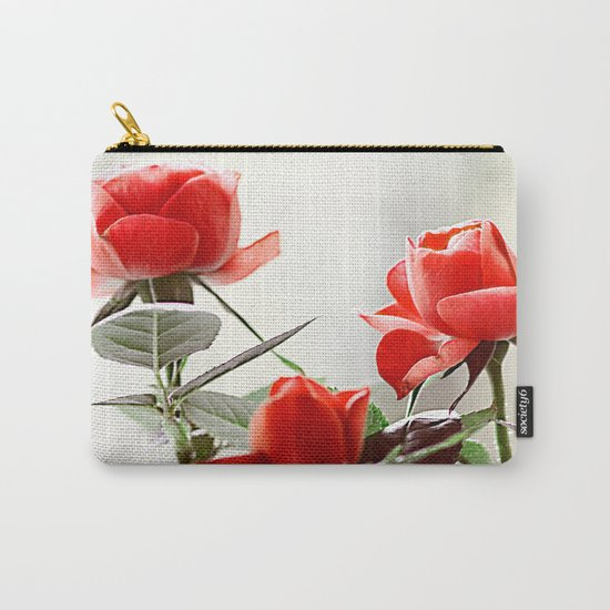 Romantic roses(8). Carry-All Pouch