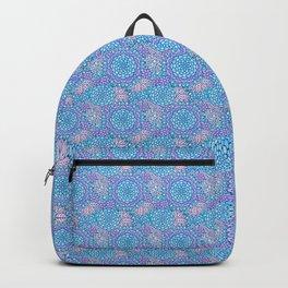 Winter Floral Backpack