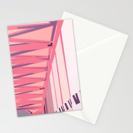 Bridge tiles Stationery Cards