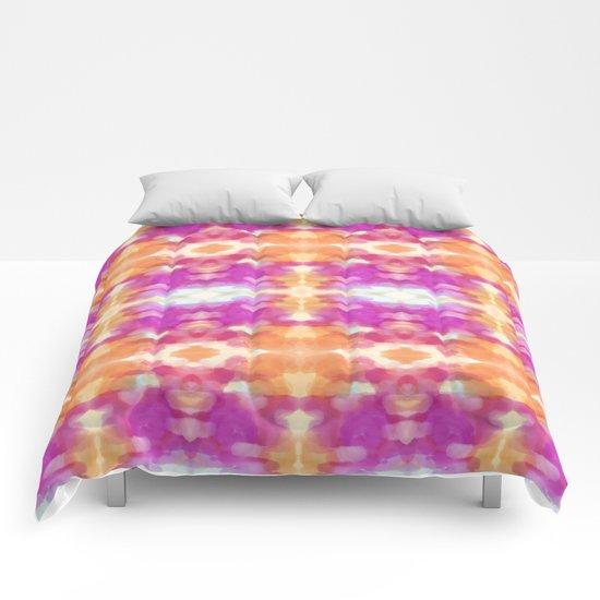 Happy Slice O Summer Comforters