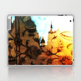 Halle in a Carpet Image 1 Laptop & iPad Skin