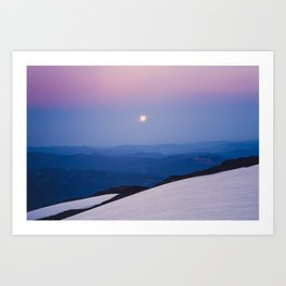 Summer Flashlight Art Print