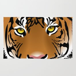 The Tiger Rug