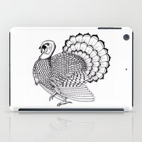 turkey iPad Cases featuring Turkey by Martin Stolpe Margenberg