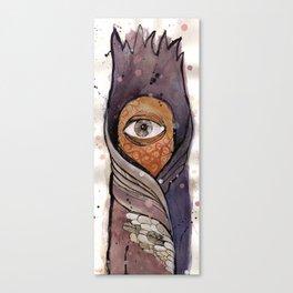 Tall Cyclops Canvas Print
