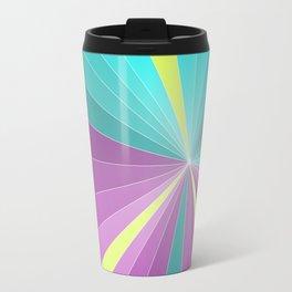 Rays abstract Travel Mug