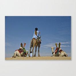 Three Wise Men - Africa Canvas Print