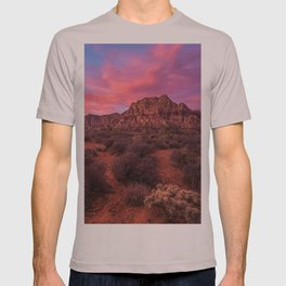 Sunrise at Red Rock T-shirt